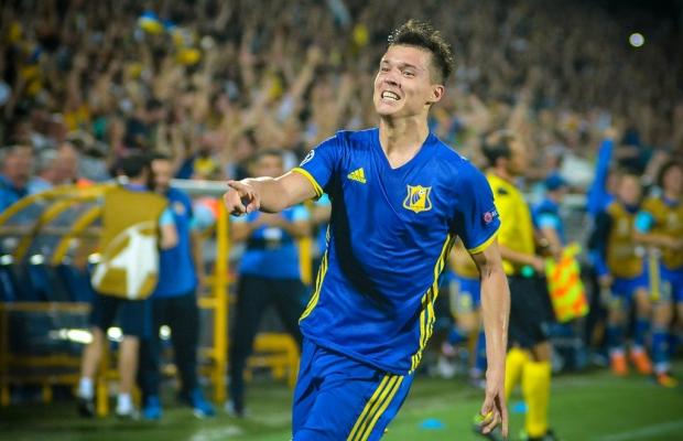 «Ростов» красивыми голами Полоза иБухарова «уничтожил» лидера чемпионата Словакии